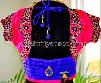 Royal Fancy Blouse Designs