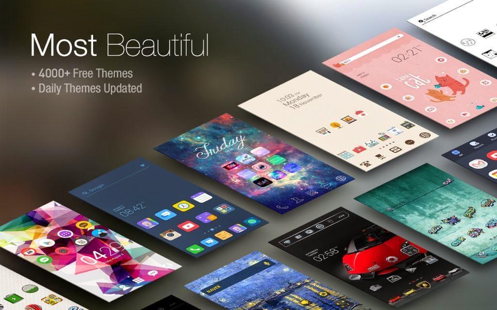 3 Aplikasi Launcher Android Terbaik Untuk Semua Versi