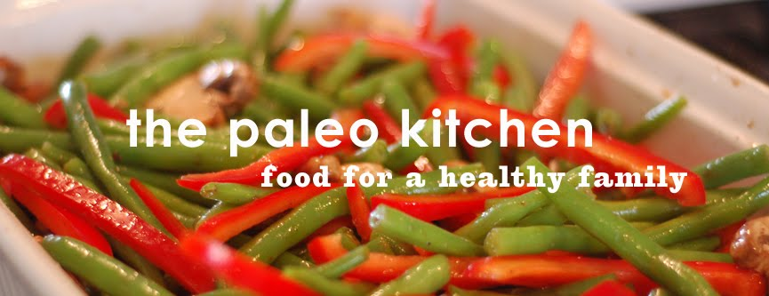 my paleo kitchen