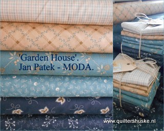 'Garden House' van Jan Patek - MODA.