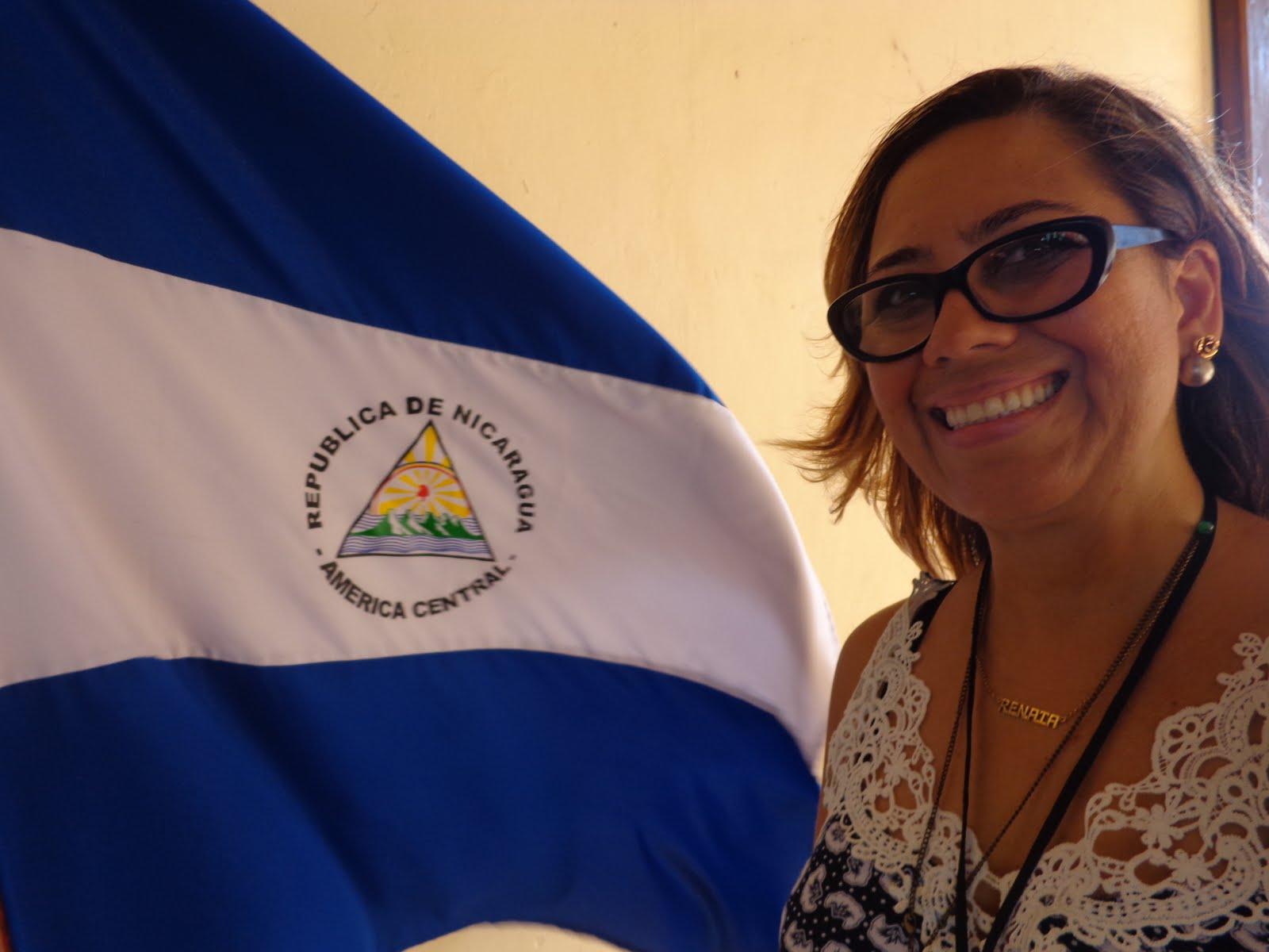 Minha solidariedade ao povo nicaraguense!