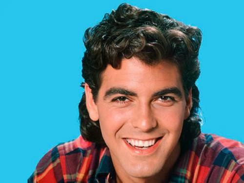 Antes y después de George Clooney