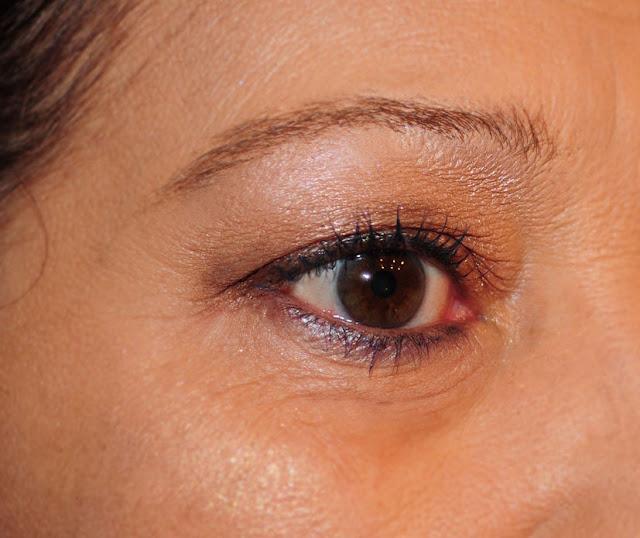 Augen-Makeup