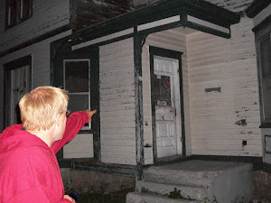 Ghost Tour Sept. 17th 2011