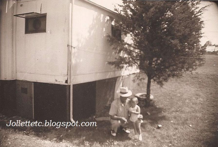 Wendy Slade and Orvin Davis 1952 Charlottesville, VA