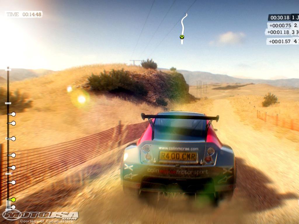 Carros Dirt 2