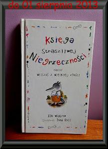 Rozdanie -  wędrująca książeczka - Wilczek