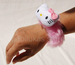 Gelang Slap Hello Kitty