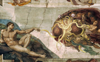 5 The%2BChurch%2Bof%2Bthe%2BFlying%2BSpaghetti%2BMonster 10 of the World's Bizarre Religions and Belief Systems