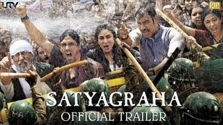 Watch Satyagraha Full Movie Online 2013 Trailer For Free| Amitabh Bachchan | Ajay Devgn | Kareena Kapoor Khan