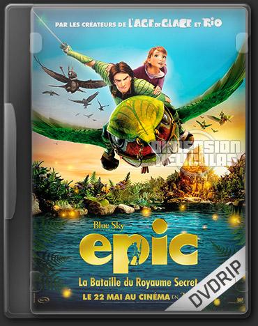 El Reino Secreto (DVDRip Español Latino) (2013)