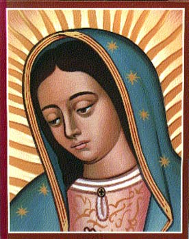 página web Virgen morena