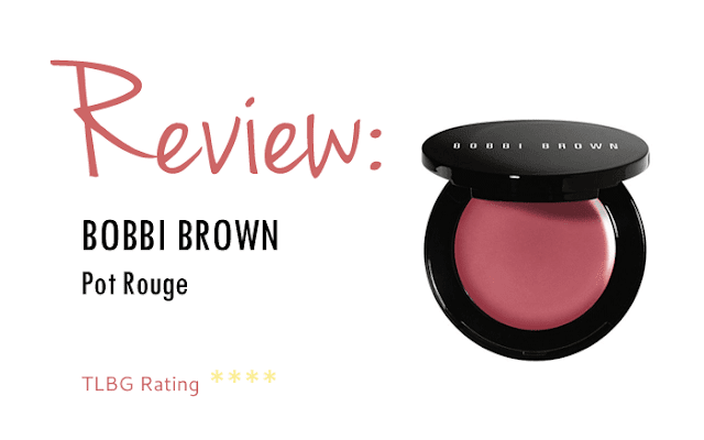 Review: Bobbi Brown Pot Rouge