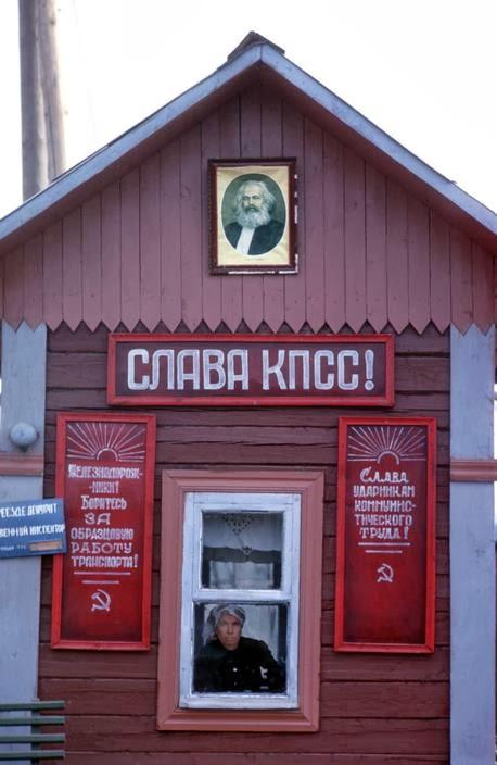 История в фотографиях - Жизнь в Советском Союзе в 1963 году.