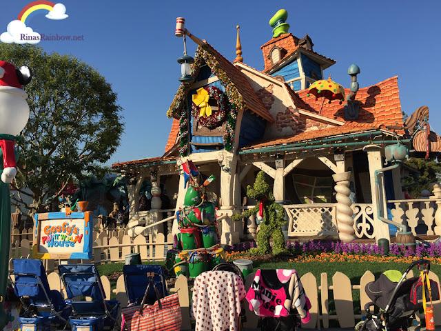 Tokyo Disneyland Toon Town