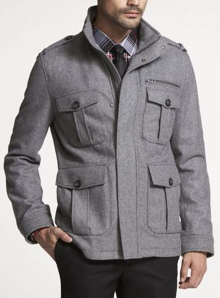 Find great deals on eBay for mens grey wool jacket. Shop with confidence.