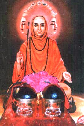 Saraswati Swami Maharaj ( Places of Shri Guru are Highlited