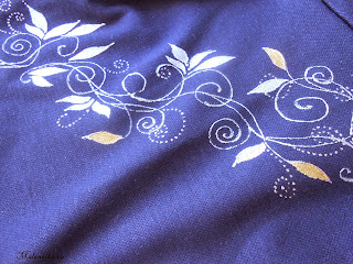 роспись на ткани