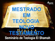 MESTRADO EM TEOLOGIA DO NOVO TESTAMENTO
