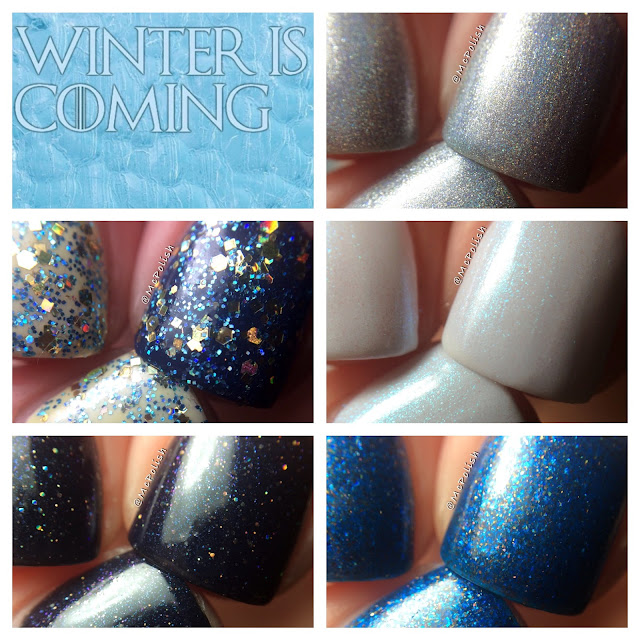 Ellagee - Winter is Coming - McPolish