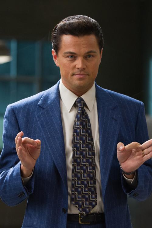 El Lobo de Wall Street es el número 1