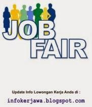Jadwal dan Daftar Lengkap Job Fair Tahun 2014