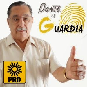 Rodolfo de la Guardia- PRD