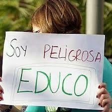 Educación social contra  la violencia de género