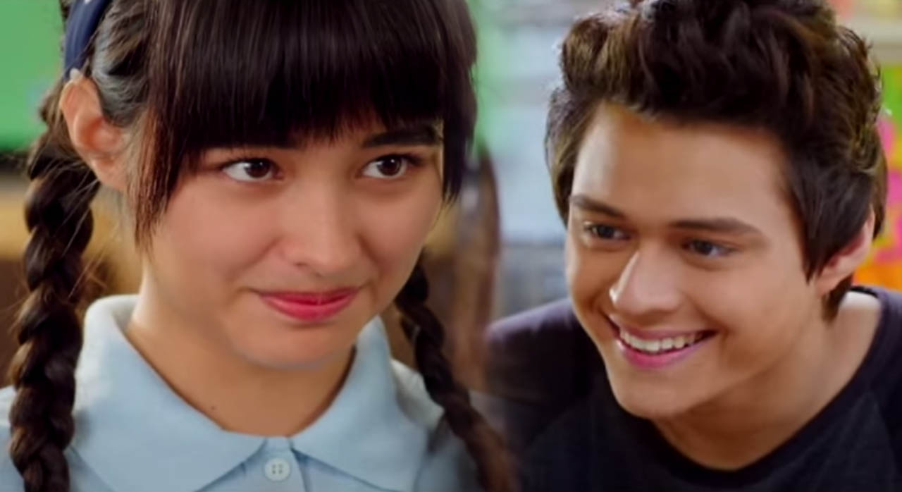 Enrique Gil and Liza Soberano 2015 romance film from Star Cinema Just The Way You Are June 17, 2015