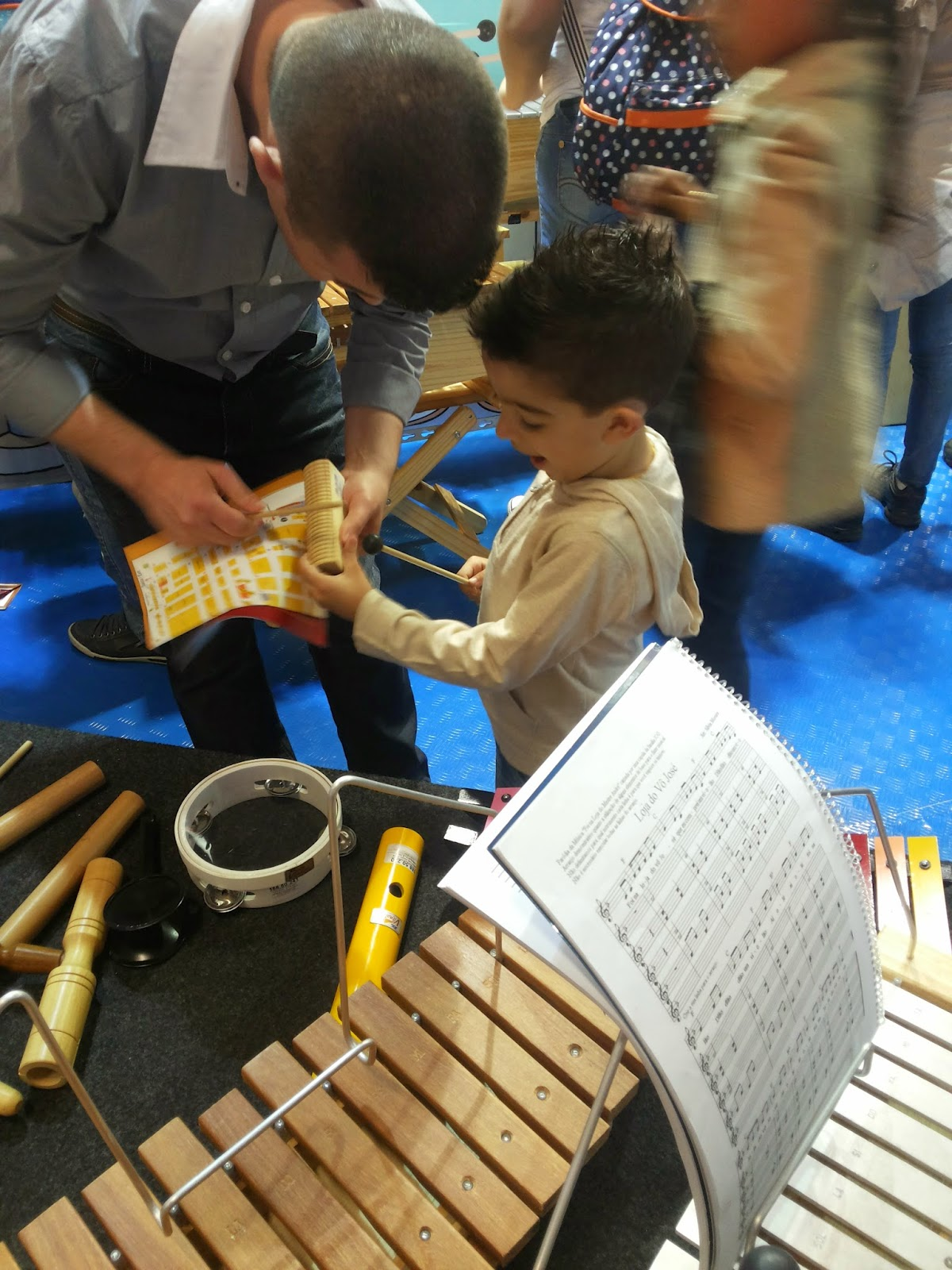 Instrumentos para Crianças
