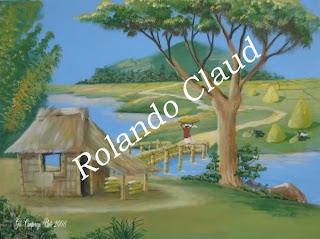 Rolando Claud's Bahay Kubo