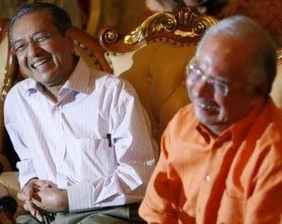 Tun M VS Najib Ada Yang Nak Meroyan Dengan Titah Sultan Pahang