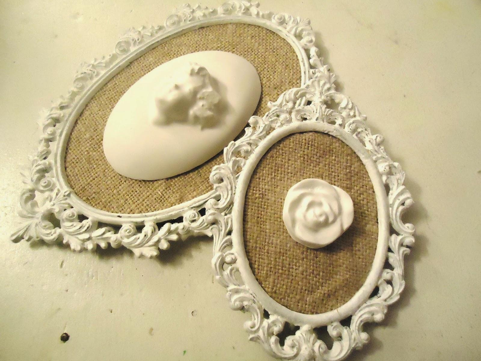 I sogni nel cassetto delle piccole cornici for Cornici piccole bianche