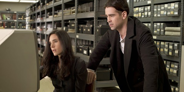 Jennifer Connelly e Colin Farrell em UM CONTO DO DESTINO (Winter's Tale)