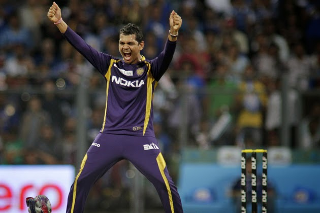 KKR spinner Sunil Narine is back on ground