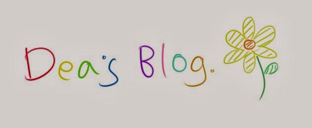 Dea's Blog.