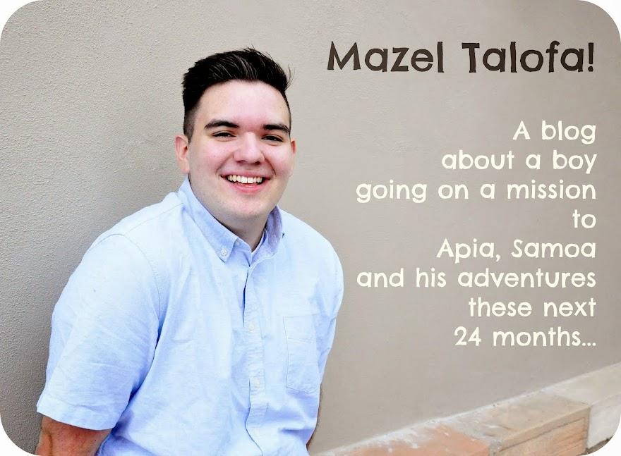 Mazel Talofa!