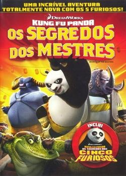 Kung Fu Panda Os Segredos dos Mestres Dublado