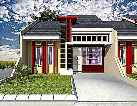 Rumah Minimalis Tipe 45