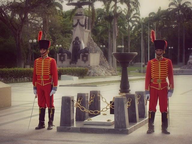 Cambio de guardia Venezuela