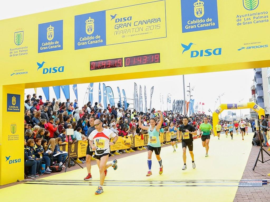 Gran Canaria cz.3 Półmaraton