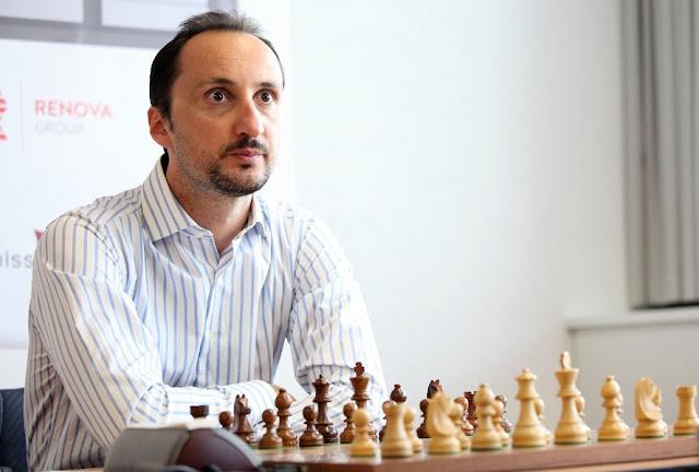 Topalov domina en zug y se anota otro triunfo.