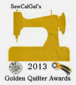 Golden Quilter Awards, 2013