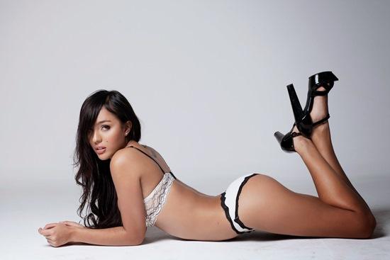Modelo Andrea Ballesteros