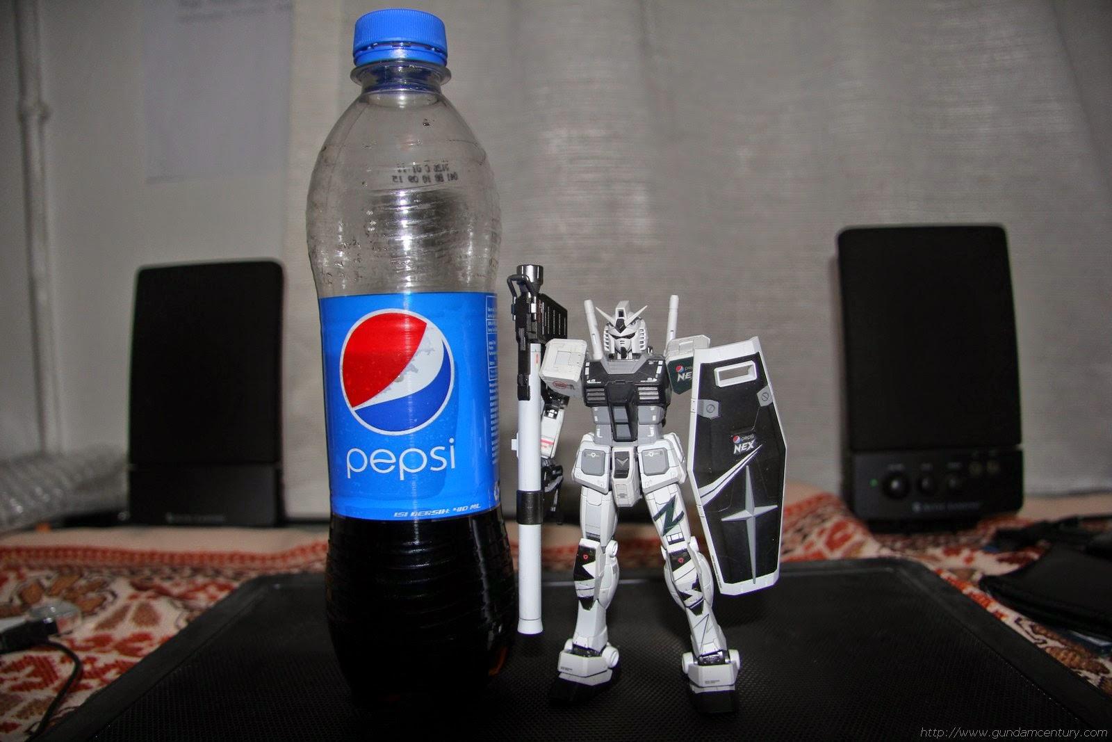 RX-78-2 Gundam Pepsi Nex