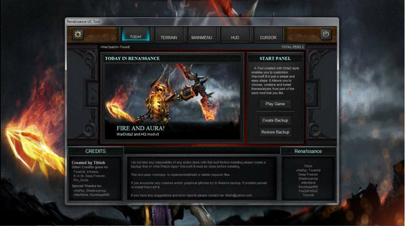 Wardota 2 Menu