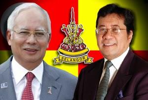 NAJIB MESTI RAMPAS SELANGOR Kemenangan BN RAMPAS DUN Selangor MAMPU PULIHKAN Imej LEMAH dan KEGAGALAN NAJIB