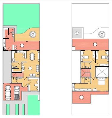 As plantas  foram enriquecidas com a proposta do layout (ou leioute, se preferir) básico do mobiliário. Este tipo de desenho é importante para a elaboração do projeto de instalações elétricas, que deve prever também alternativas para o uso dos principais eletrodomésticos.