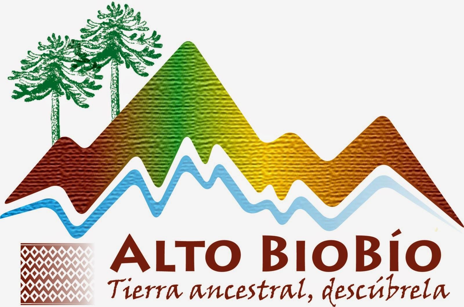 logo turistico alto biobio