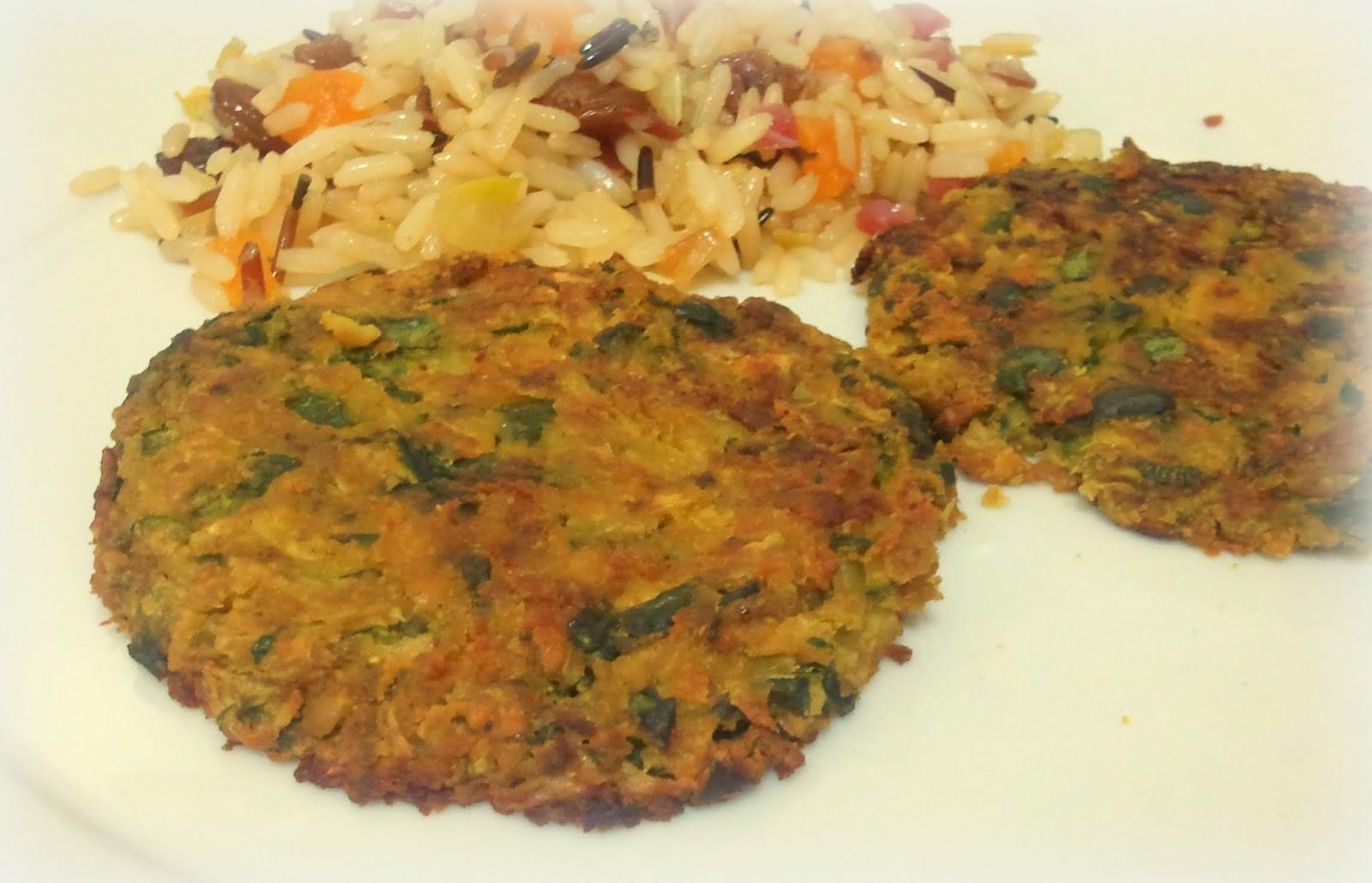 Hamburguesas vegetarianas for Cocina vegetariana facil y rapida